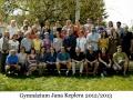 Pedagogický sbor 2012-2013