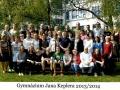 Pedagogický sbor 2013-2014