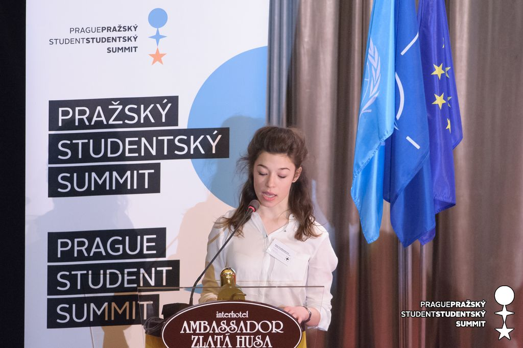 Pražský studentský summit 2015