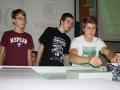 """Robosoutěž - 2. středoškolské předkolo, tým """"Jägerschnitzelauflauf"""""""