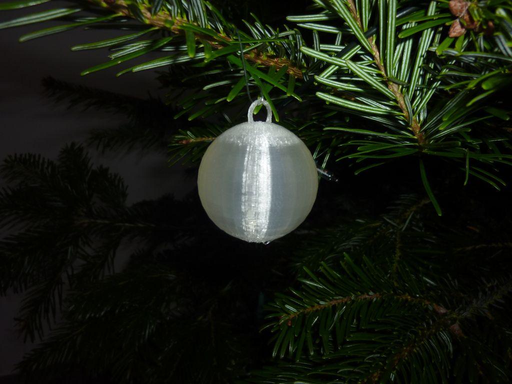Vánoční ozdoba nesoutěžní